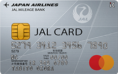 JALカード VISA/Mastercard(普通カード)