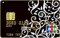Orico Card iD×QUICPay JCB券面